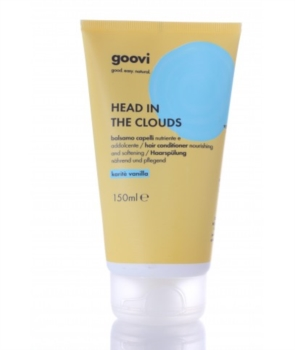 Goovi HEAD IN THE CLOUDS balsamo capelli karite vanilla 150ml