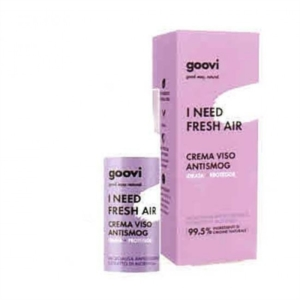 The Good Vibes Company Goovi Crema Viso Antismog 50 Ml