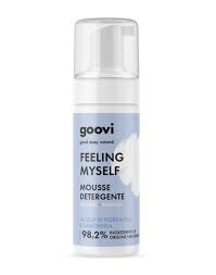 The Good Vibes Company Goovi Feeling Myself Mousse Detergente 100 Ml